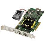 Adaptec Raid 5405z Controller Zmcp - SATA And Sas/ Md2 Low Profile/ 512mb/ 4port/ 8-lane PCI-e/ Sgl