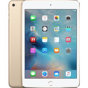 iPad Mini 4 Wi-Fi + Cellular 64GB Gold
