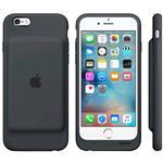 iPhone 6s Smart Battery Case - Charcoal Grey