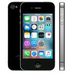 iPhone 4S 3G 16GB 3.5in iOS Black - Renewed with 2 yr Warranty, cable & adapter
