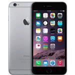 iPhone 6 Plus 4G 128GB 5.5in iOS Black - Renewed with 2 yr Warranty, cable & adapter