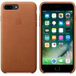iPhone 7 Plus Leather Case Saddle Brown