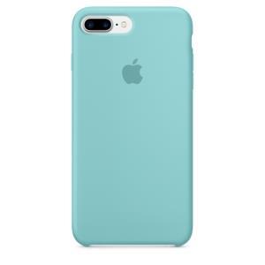 iPhone 7 Plus Silicone Case - Sea Blue