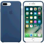 iPhone 7 Plus Silicone Case Ocean Blue
