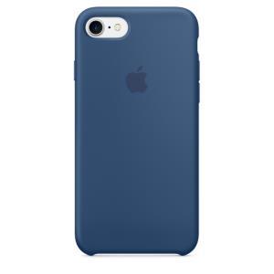 iPhone 7 Silicone Case - Ocean Blue