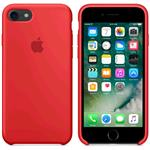 iPhone 7 Silicone Case - Product Red