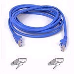 Patch Cable 10/100bt Cat5e - Rj45 M / Rj45 M Assembled 50cm Blue