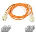 Patch Cable Fiber Multimode Duplex Sc / Sc 62.5/125 2m