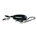 USB Cable Kit For Soho Series DVI KVM 3m