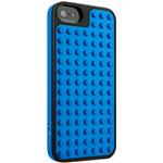 Lego Builder Case In Pc With Functional Lego Base For iPhone 5 In Black And Blue