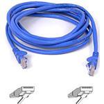 Patch Cable 10/100bt Cat5e - Rj45 M / Rj45 M Snagless Molded 1m Blue