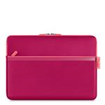 Case/ Neoprene Bag With Zipper For Microsoft Surface 3 10in Pink
