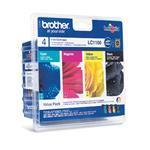 Ink Cartridge Value Blister Pack (lc-1100)