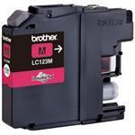 Ink Cartridge Magenta 600 Pages (lc-123m)