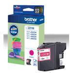 Ink Cartridge Magenta 260 Pages (lc221m)