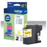 Ink Cartridge Yellow 260 Pages (lc221y)