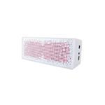 Bluetooth Portable Speaker White