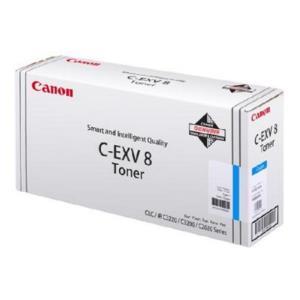 Toner Cartridge C-exv8 Cyan