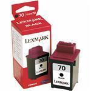 Ink Cartridge #70 Black (012ax970e)