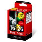 Ink Cartridge Combo Pack #16 + #26 (80d2126)