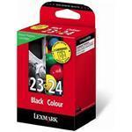 Ink Cartridge Combo Pack #23 + #24 (18c1419e)