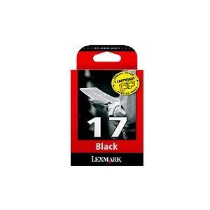 Ink Cartridge Twin Pack 2 X #17 Black (0080d2954)
