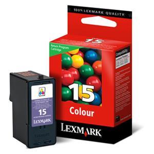Ink Cartridge Return Program #15 Blister B Colour (018c2110b)