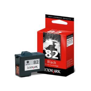 Ink Cartridge #82 Black Blister B (018l0032b)