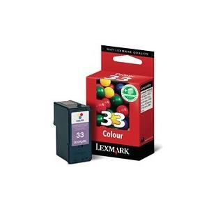 Ink Cartridge #33 Colour Blister (18cx033bl)