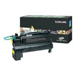 Xs795, Xs798 Toner Cartridge Yellow Standard Capacity 1-pack
