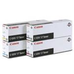 Toner Cartridge C-exv17 Black (0262a002)