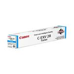 Toner Cartridge C-exv 28 Cyan 38000 Pages