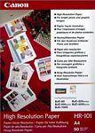 High Resolution Paper Inktjet Hr-101 A4 50 Sheets 20-pack