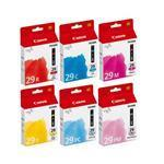 Ink Cartridge Pgi-29 Multipack Cmy/pc/pm/r Multipack Cyan