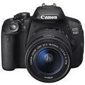 Digital Camera Slr Eos 700d 18.0mpix 3.0in LCD Body