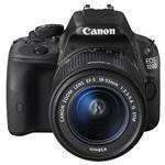 Digital Camera Slr Eos 100d 18mpix
