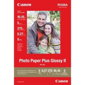 Glossy Photo Paper Pp-201 10x15cm Sh