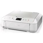 Multifunction Photo Inkjet Printer Pixma Mg6851 A4 15/9.7ipm 4800x1200 USB Wifi White