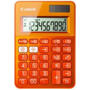 Ls-100k-mor/big Screen Calculator Orange