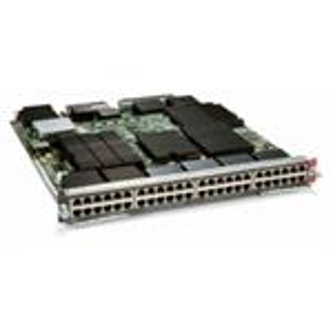 Catalyst 6500 - 48-port 10/100/1000 Gigabit Ethernet Module Rj-45 (ws-x6748-ge-tx)