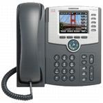 Ip Phone Spa525g2 5-line With Color Display Poe 802.11g Bluetooth