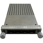 Fourx Coverter To Convert Each 40ge Port Into 4 10ge Sfp+ Ports