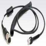 Scanner Serial Cable (25-71917-02r)
