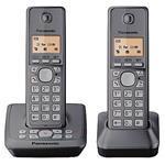 Cordless Dect Phone KX-TG2722BLM/ Duo Grey