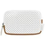 Case/leather White Brune