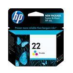 Ink Cartridge No 22 Tri-color (5ml)