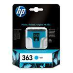 Ink Cartridge No 363 Cyan (4ml)