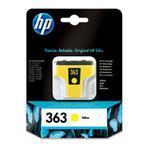 Ink Cartridge No 363 Yellow (6ml)