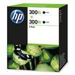 Ink Cartridge 300xl Black - Twin Pack