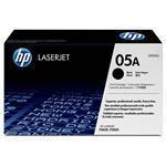 Toner Cartridge 05A Black 2.3k Pages (CE505A)